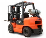 3.5T Gasoline and LPG Forklift